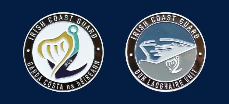 irish coast guard coin