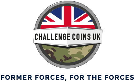 Challenge Coins UK - Former Forces, For the Forces