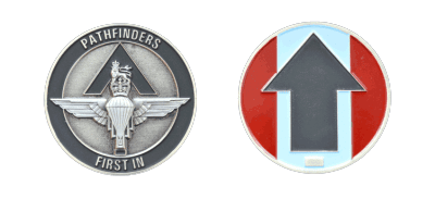 RAPTC - Challenge Coins Uk - PT Corps - Royal Army Physical Training Corps