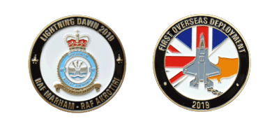 Challenge Coins UK - Parachute Regiment - 3 Para