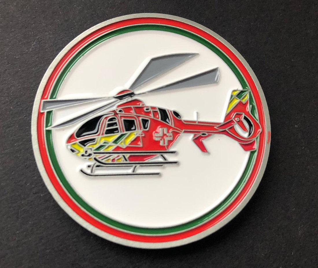 Air Ambulance Coin