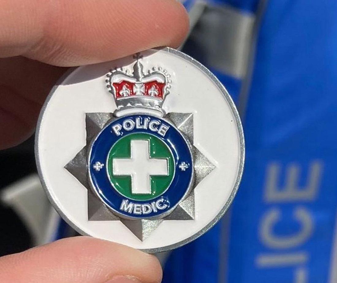 Police Medic Coin