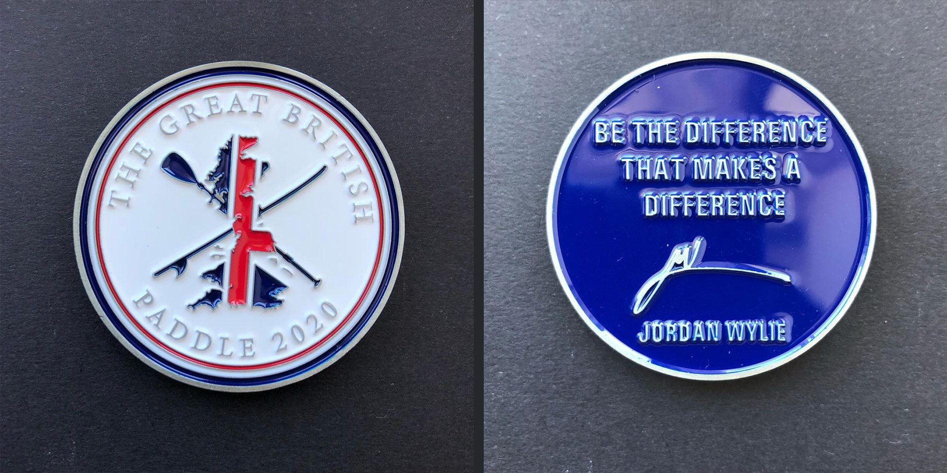 events to mark with a Commemorative Coin