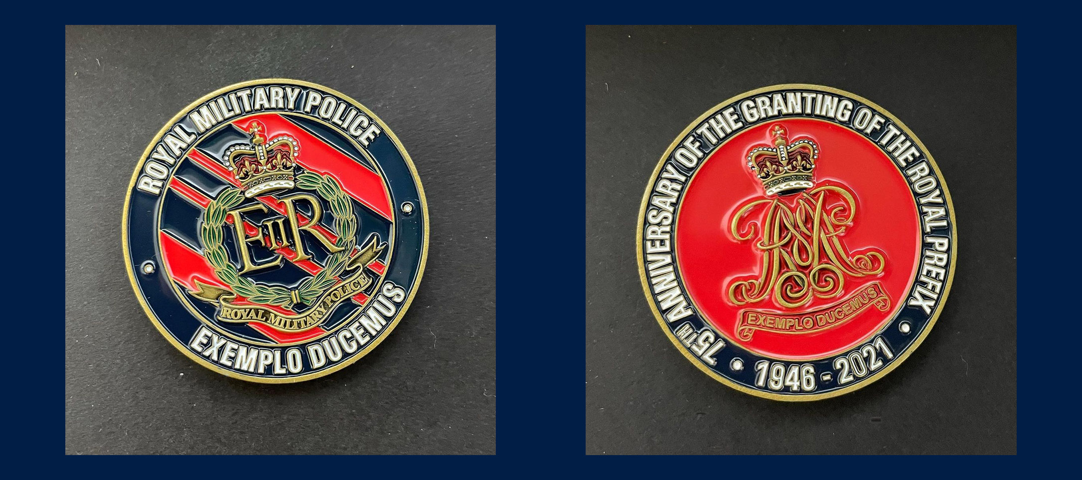 Challenge Coin extras