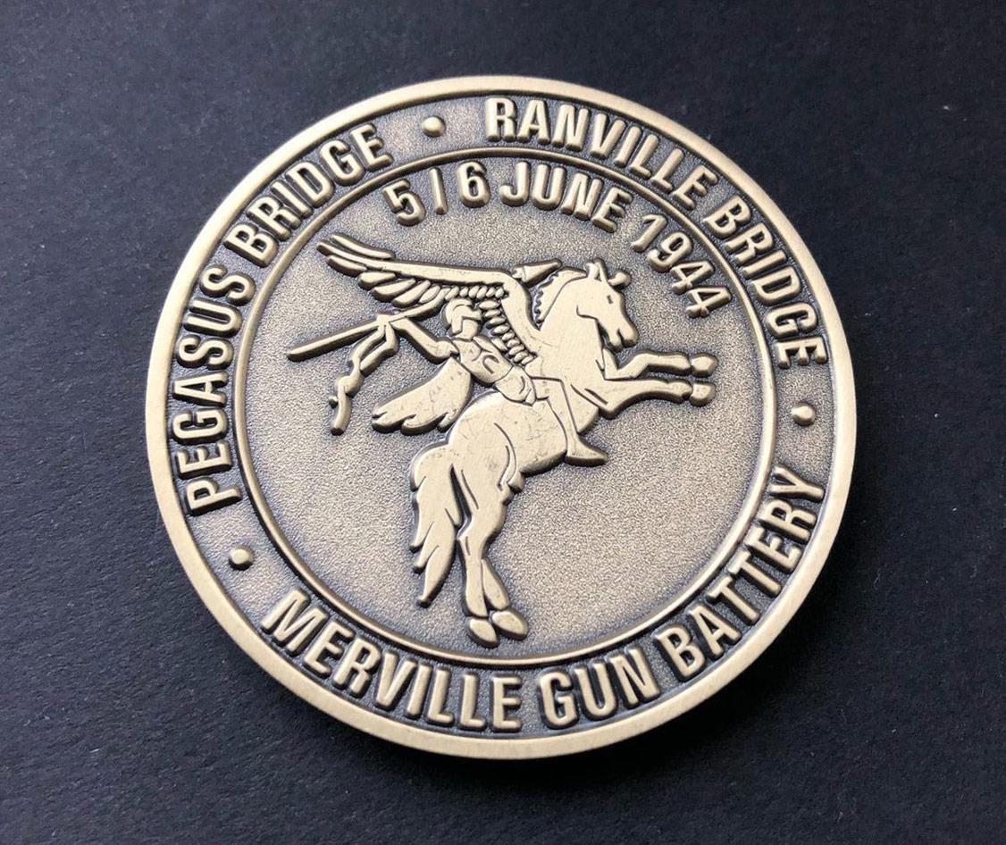 Commanding Officer Coin