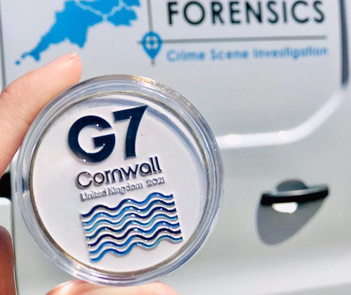 G7 Challenge Coin